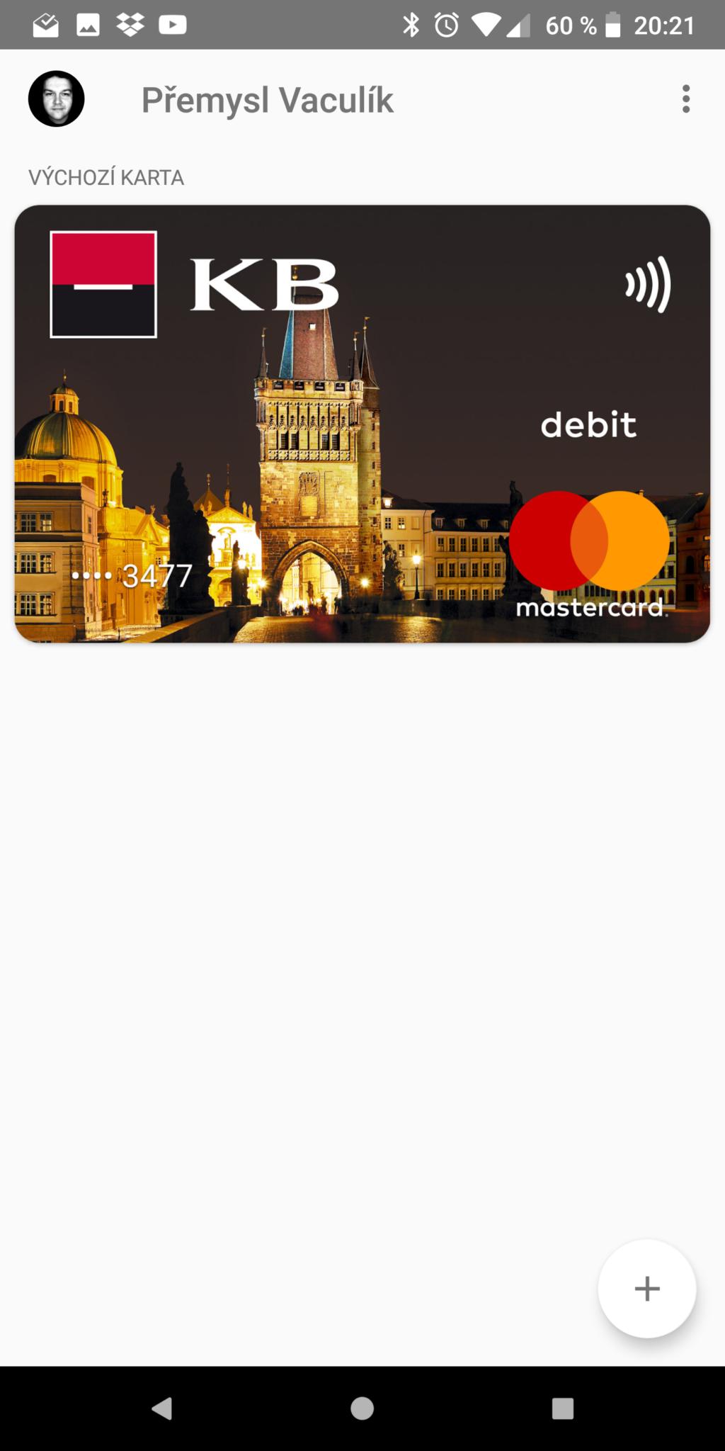 Komercni Banka Aktivovala Android Pay Pro Sve Klienty Dotekomanie Cz