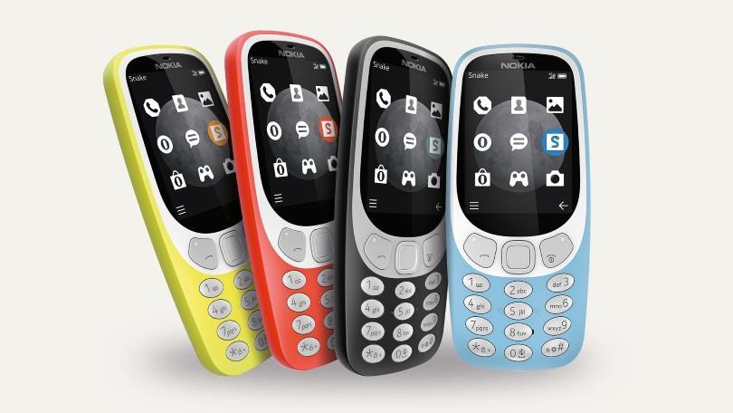 Nokia 3310 se dočkala podpory LTE [aktualizováno]