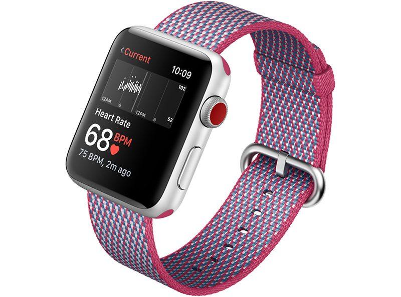 Apple Watch dokáží zachytit srdeční problémy s 97% přesností
