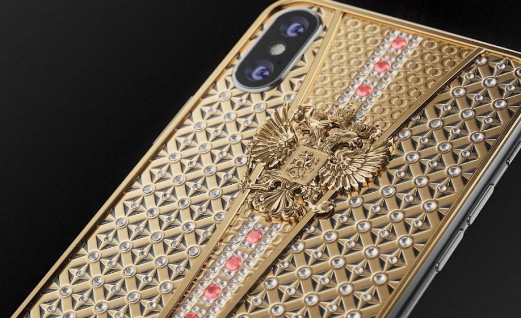 Caviar vám prodá iPhone X za necelý milion