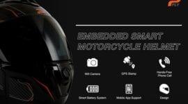 PLY – chytrá helma pro motocyklisty