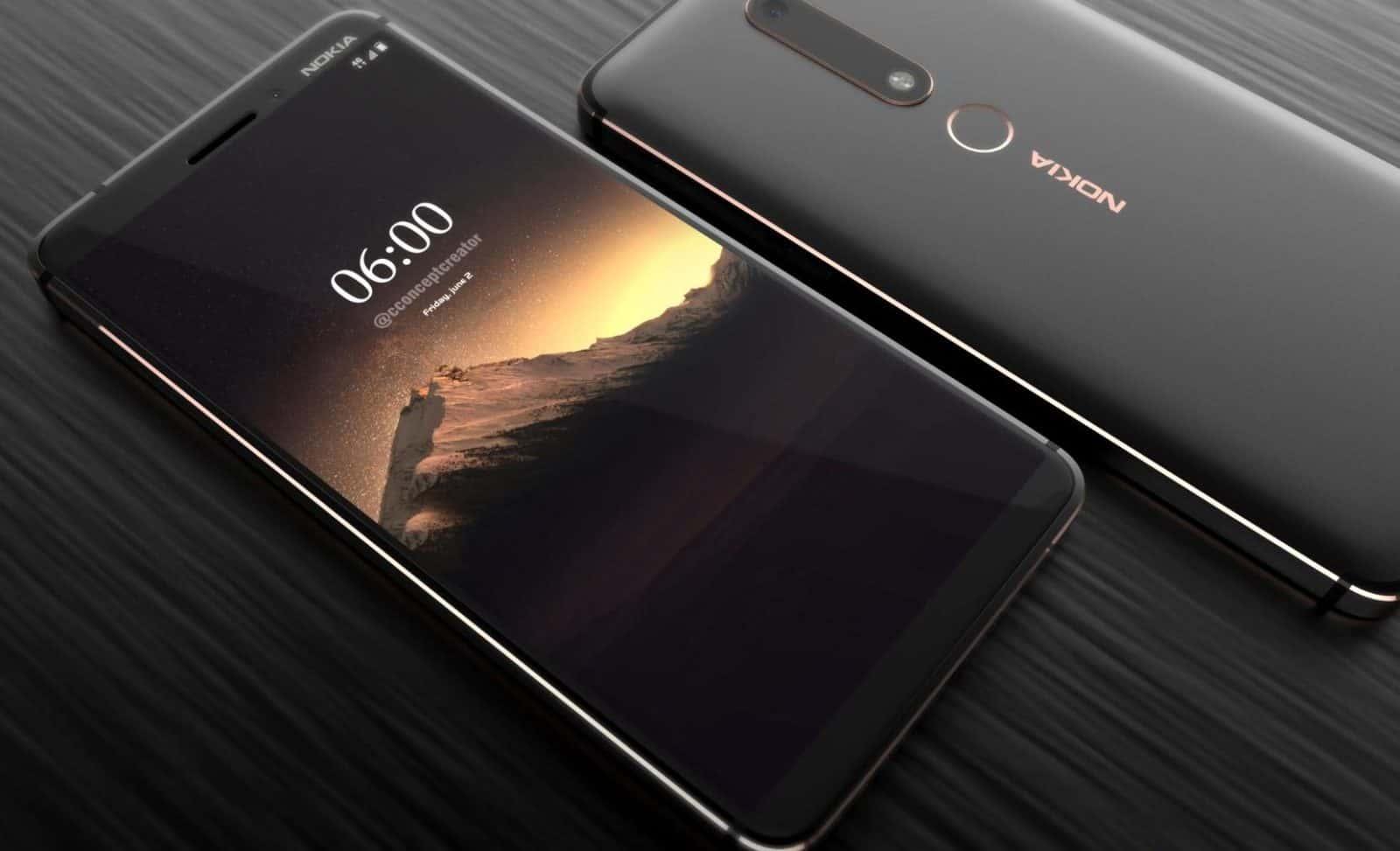 Nokia 6 (2018) pravděpodobně dorazí již v lednu