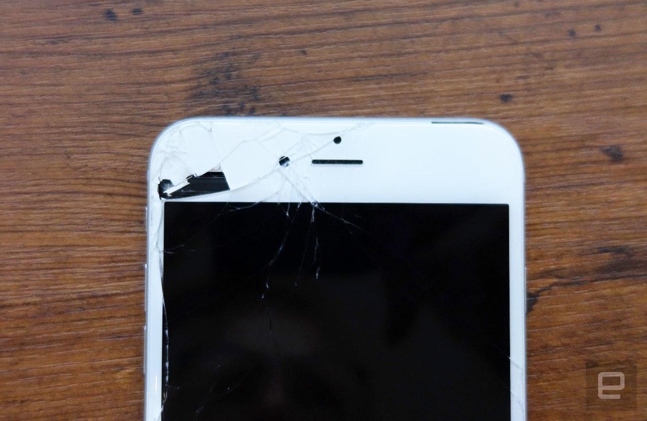 Nový polymer pro budoucí skla smartphonů?