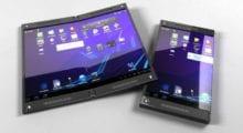 Samsung: nové patenty odhalují mobilní telefon s dvojitou obrazovkou
