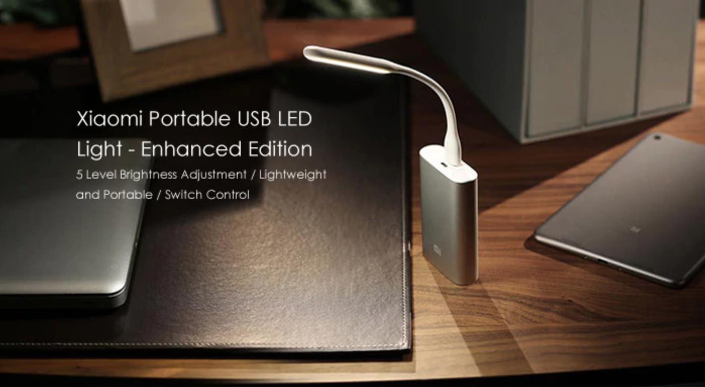 Tip na Vánoční dárek: slevové kupóny na Mi Note 2, Mi Band 2 či USB LED diodu [sponzorovaný článek]