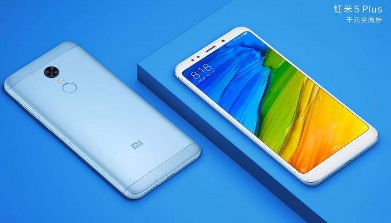 Xiaomi představilo Redmi Note 5