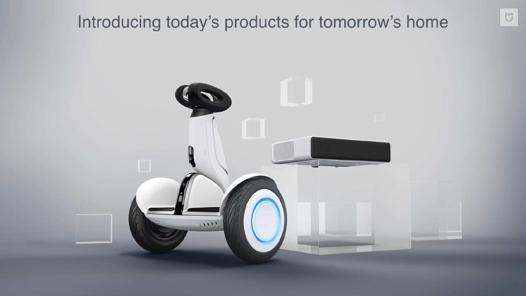 Xiaomi Ninebot Plus je nyní k dostání s 28% slevou [sponzorovaný článek]
