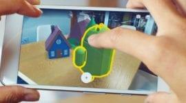 Google vydal ARCore rozšíření pro aplikaci Foťák