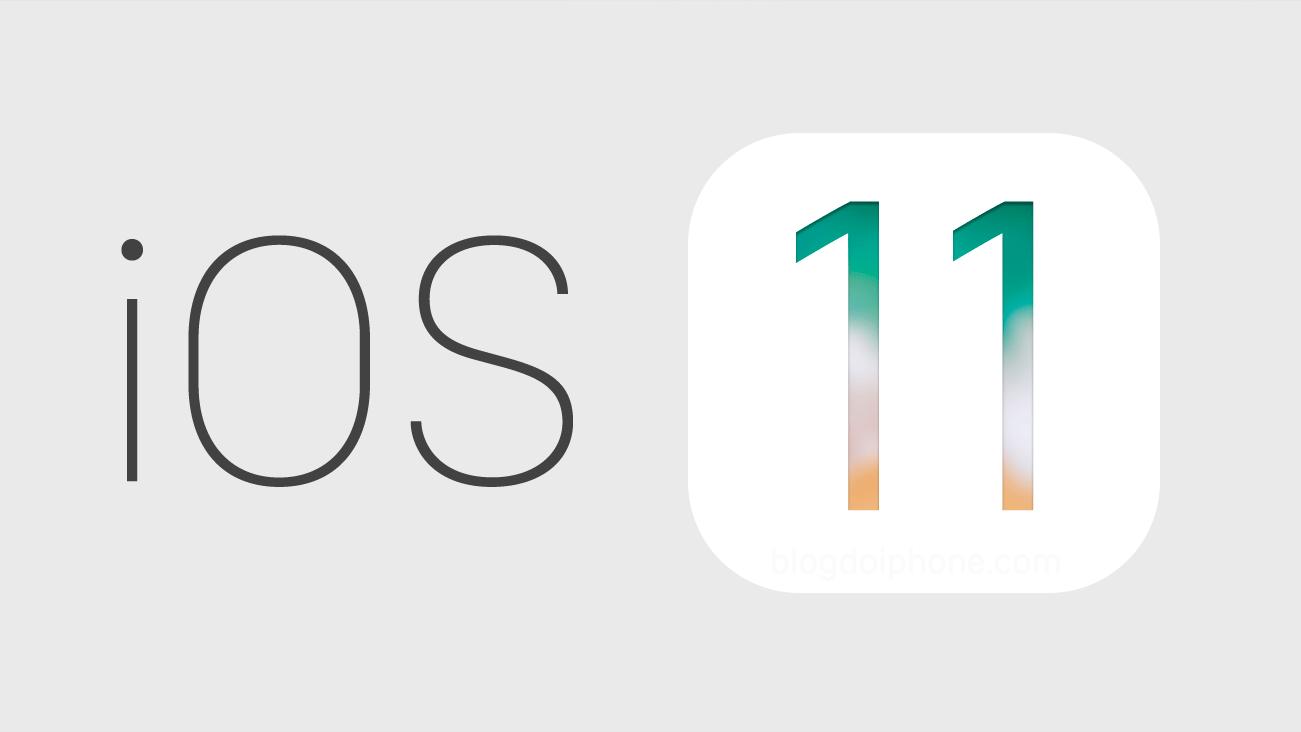 iOS 11 má už 59 % zařízení