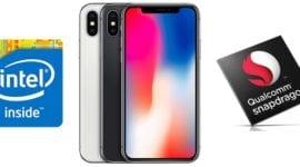 iPhone X: modely s Qualcommem disponují rychlejším LTE než s Intelem