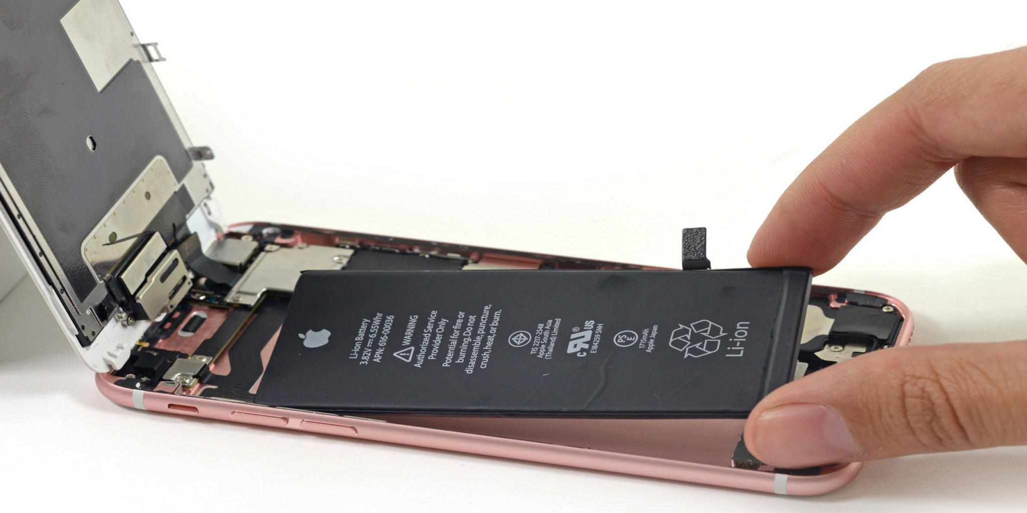 iPhone: Apple mění pravidla hry, baterii vymění i bez ohledu na diagnostický test