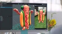 Snapchat uvedl vývojovou platformu Lens Studio
