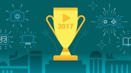 Google zveřejnil nejlepší aplikace a hry roku 2017