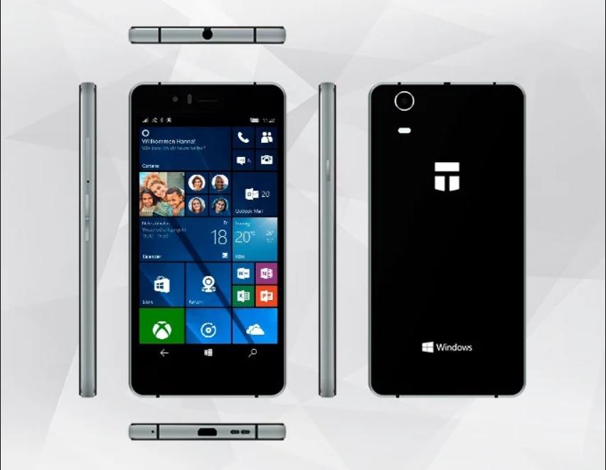 Je zde další pokus o vzkříšení telefonů s Windows, nikoli však od Microsoftu