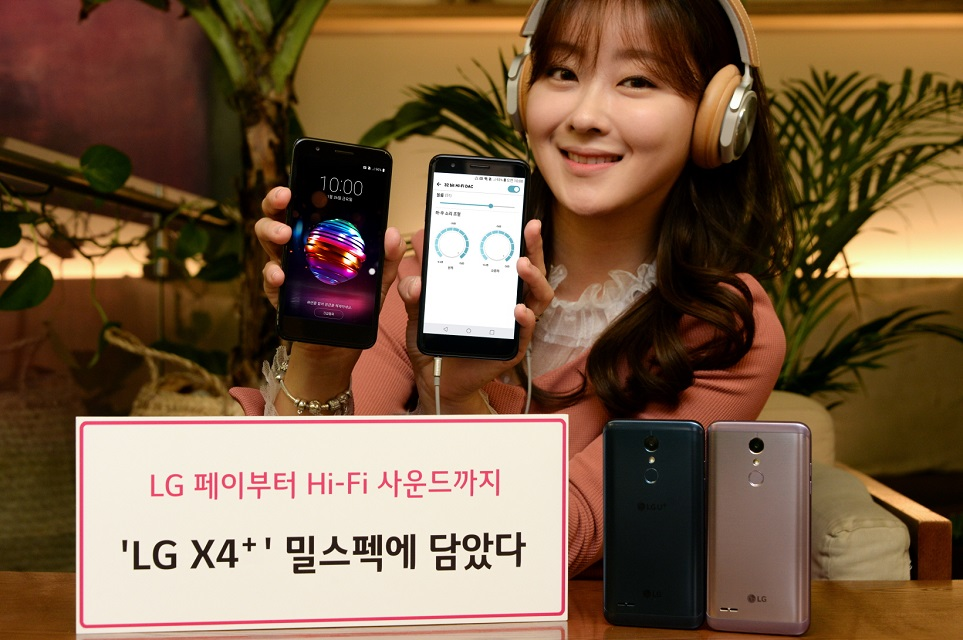 LG X4+ aneb odolný mobil, který nevydrží vše