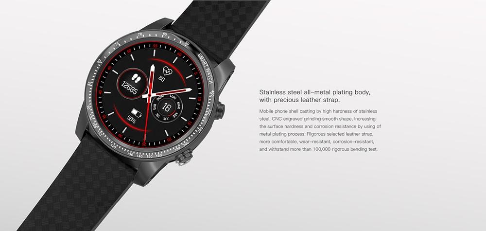 Elegantní chytré hodinky AllCall W1 nyní se slevou téměř 50 %! [sponzorovaný článek]