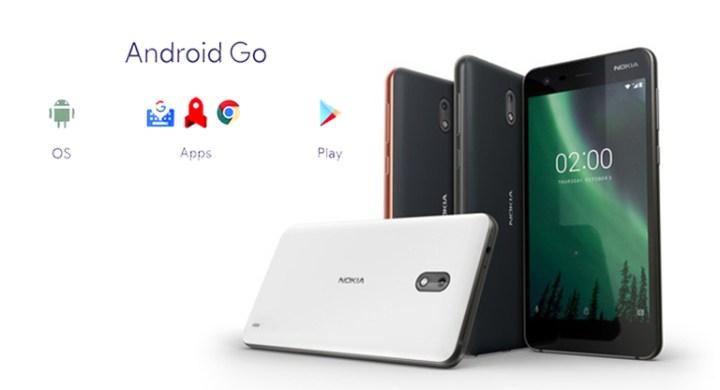 Nokia 4, Nokia 7 Plus, Nokia 1 mohou být na cestě