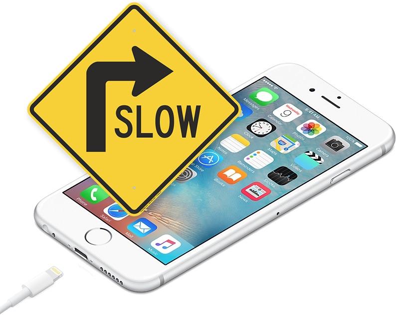 Přibude možnost vypnutí snížení výkonu v budoucím iOS