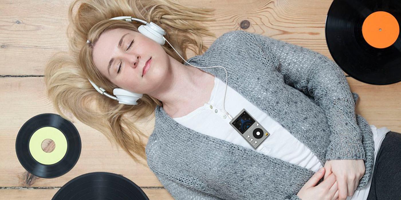 MP3 přehrávač nyní se slevou 60 % [sponzorovaný článek]