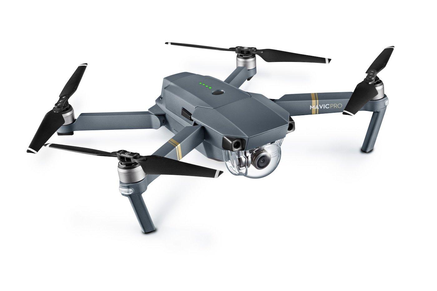 Elegantní dron DJI Mavic Pro nyní za sníženou cenu! [sponzorovaný článek]