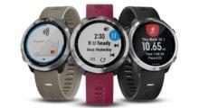 Forerunner 645 Music aneb hodinky s týdenní výdrží, GPS a možností přehrávání hudby
