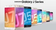 Samsung SM-J720x může být nový Galaxy J8 (2018)