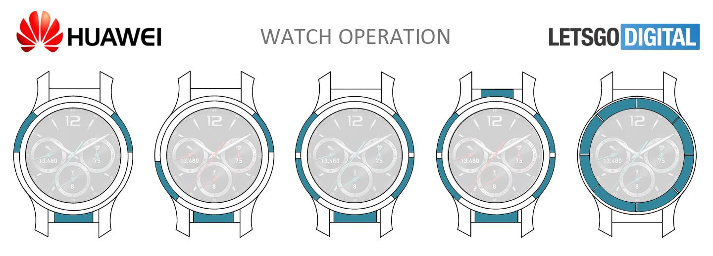 Huawei pravděpodobně na MWC 2018 představí nové chytré hodinky s citlivými rámečky