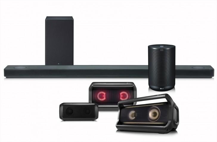 LG ThinQ – prémiový reproduktory s podporou Google asistenta