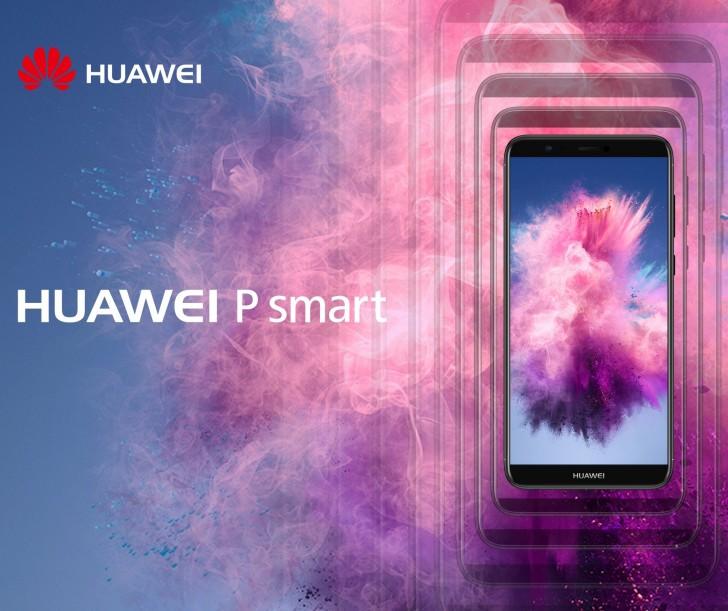 Huawei začne v lednu prodávat P Smart