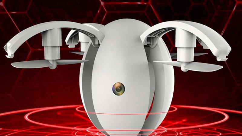 Kompaktní dron za 400 korun [sponzorovaný článek]