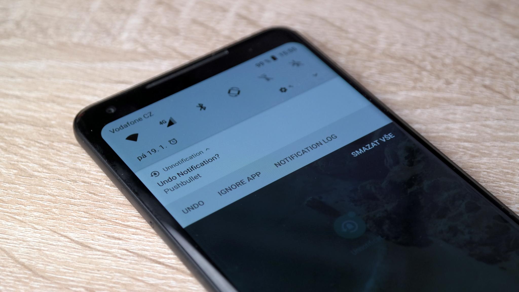 Unnotification – vraťte smazanou notifikaci [Android]