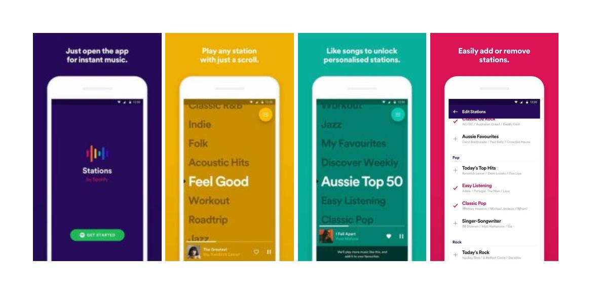 Stations by Spotify – nová aplikace v testování