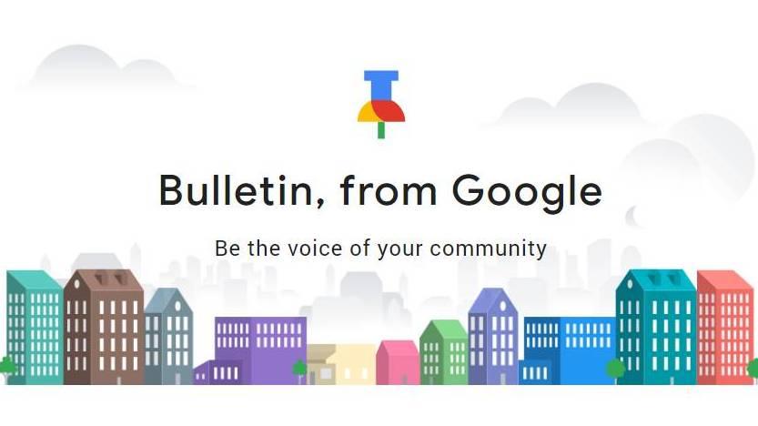 Google Bulletin – lokální komunitní aplikace pro sdílení příběhů