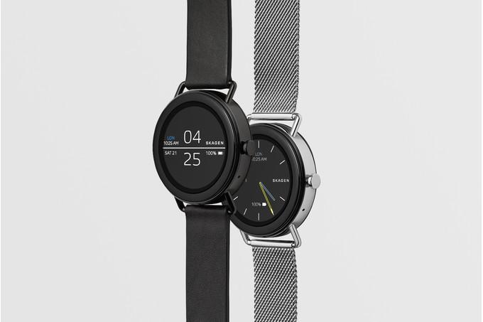 Skagen Falster – nový zástupce do řady Android Wear