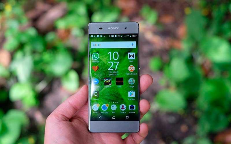 Sony garantuje aktualizace jen pro prémiové smartphony