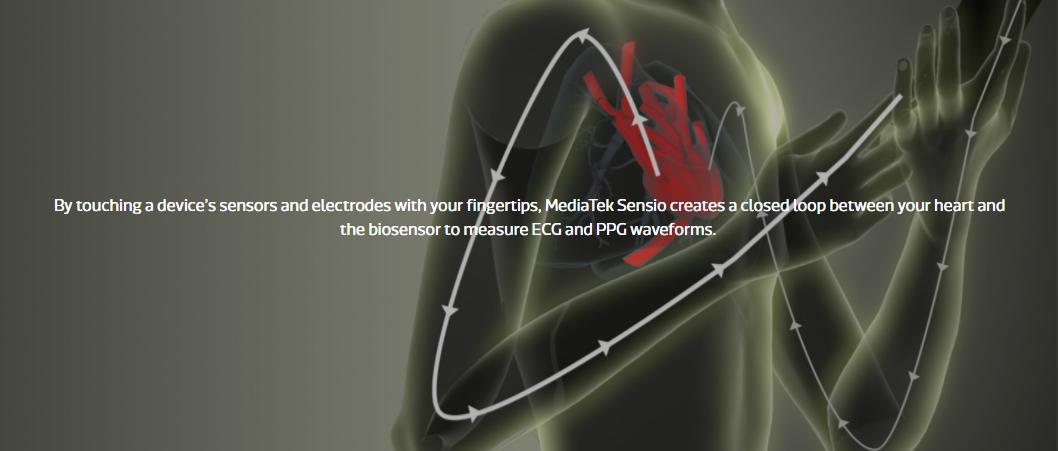MediaTek oznámil první biosenzor Sensio MT6381