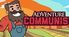Stachanovem snadno a rychle díky hře AdVenture Communist