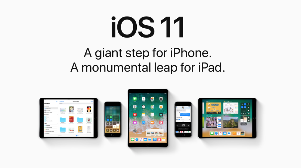 Apple zveřejnil poslední beta verze iOS 11.3, macOS 11.13.4 a tvOS 11.3