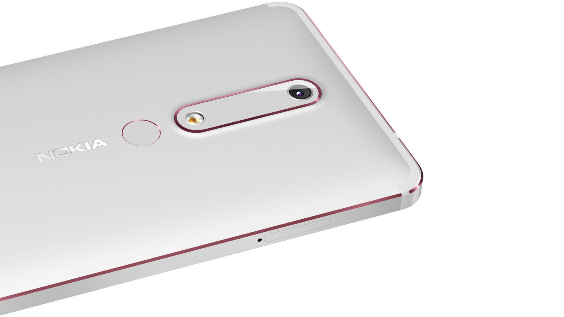 Nokia 6 (2018) přichází s lepším hardwarem