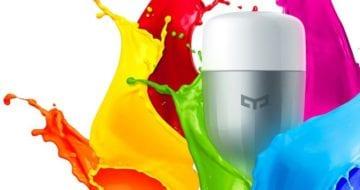 Yeelight LED Bulb - levná chytrá žárovka [recenze]