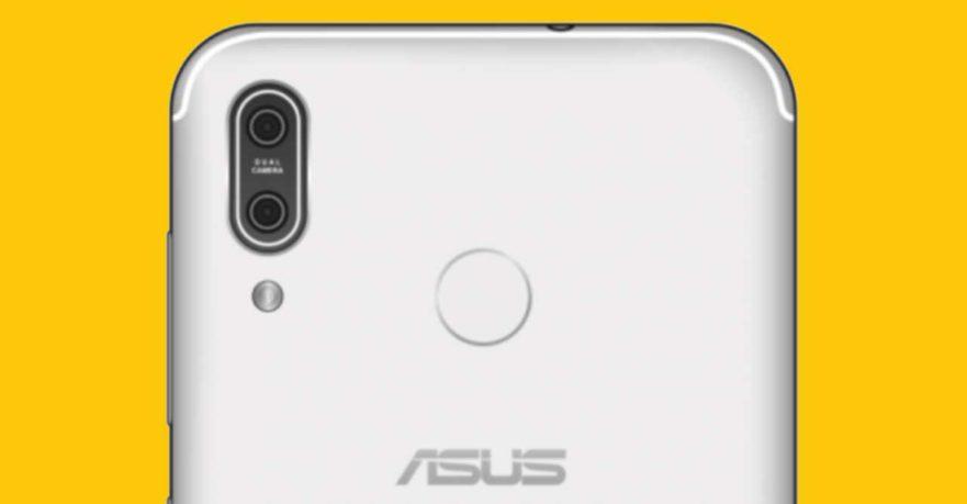Asus chystá ZenFone 5 (2018), podobá se iPhonu X