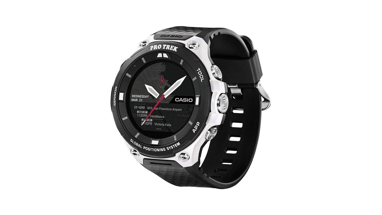 Casio má novou limitovanou edici hodinek s Android Wear
