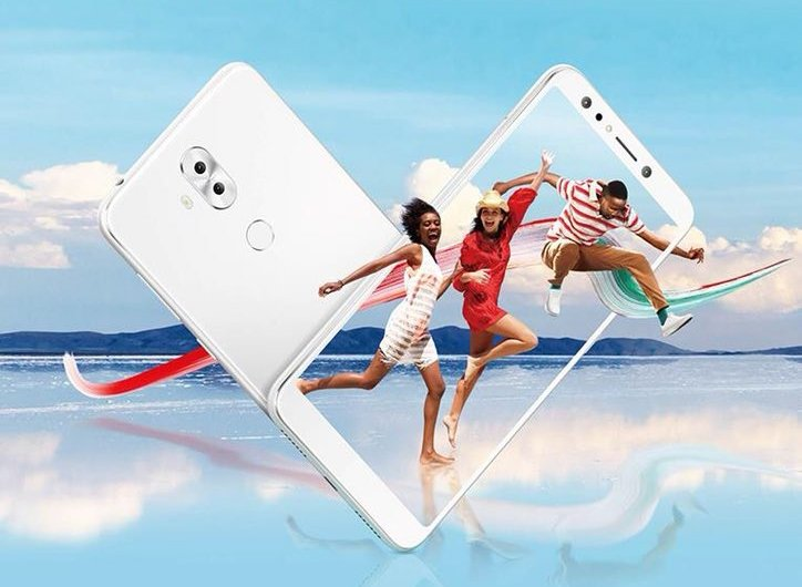 Zenfone 5 Lite nabídne 4 foťáky a 18:9 displej