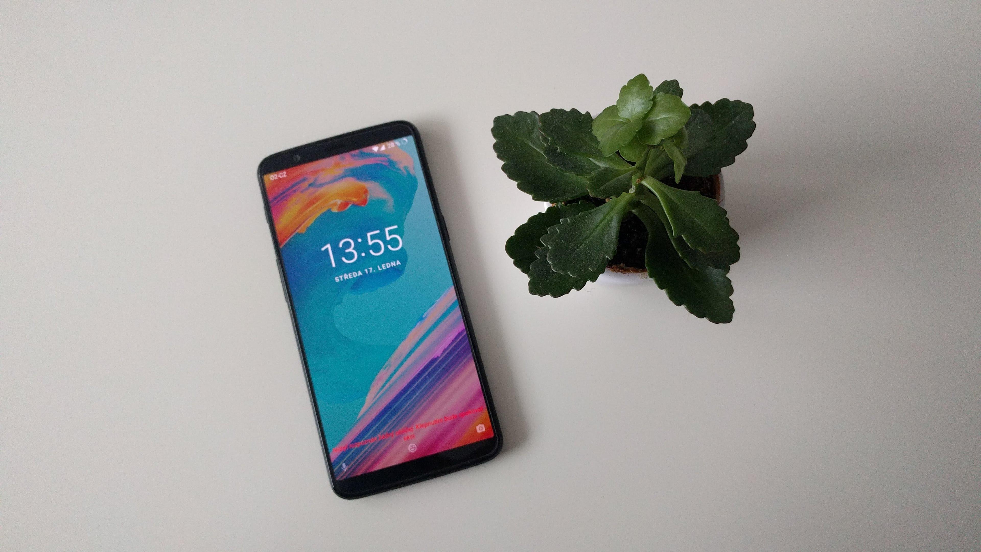 OnePlus 5T – Když málo změn je někdy více [recenze]