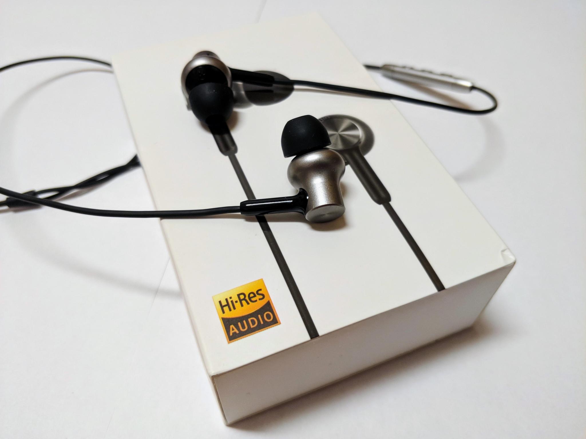 Mi In-Ear sluchátka Pro HD – špunty s dobrým zvukem [recenze]