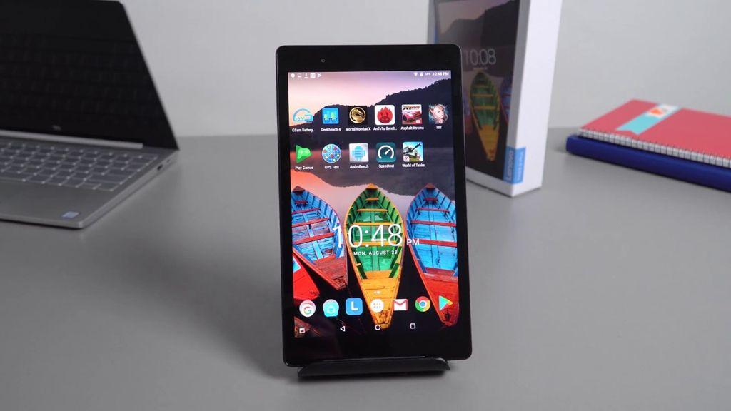 Velký výprodej začíná: tablet Lenovo TAB3 8 Plus za 3 800 Kč [sponzorovaný článek]