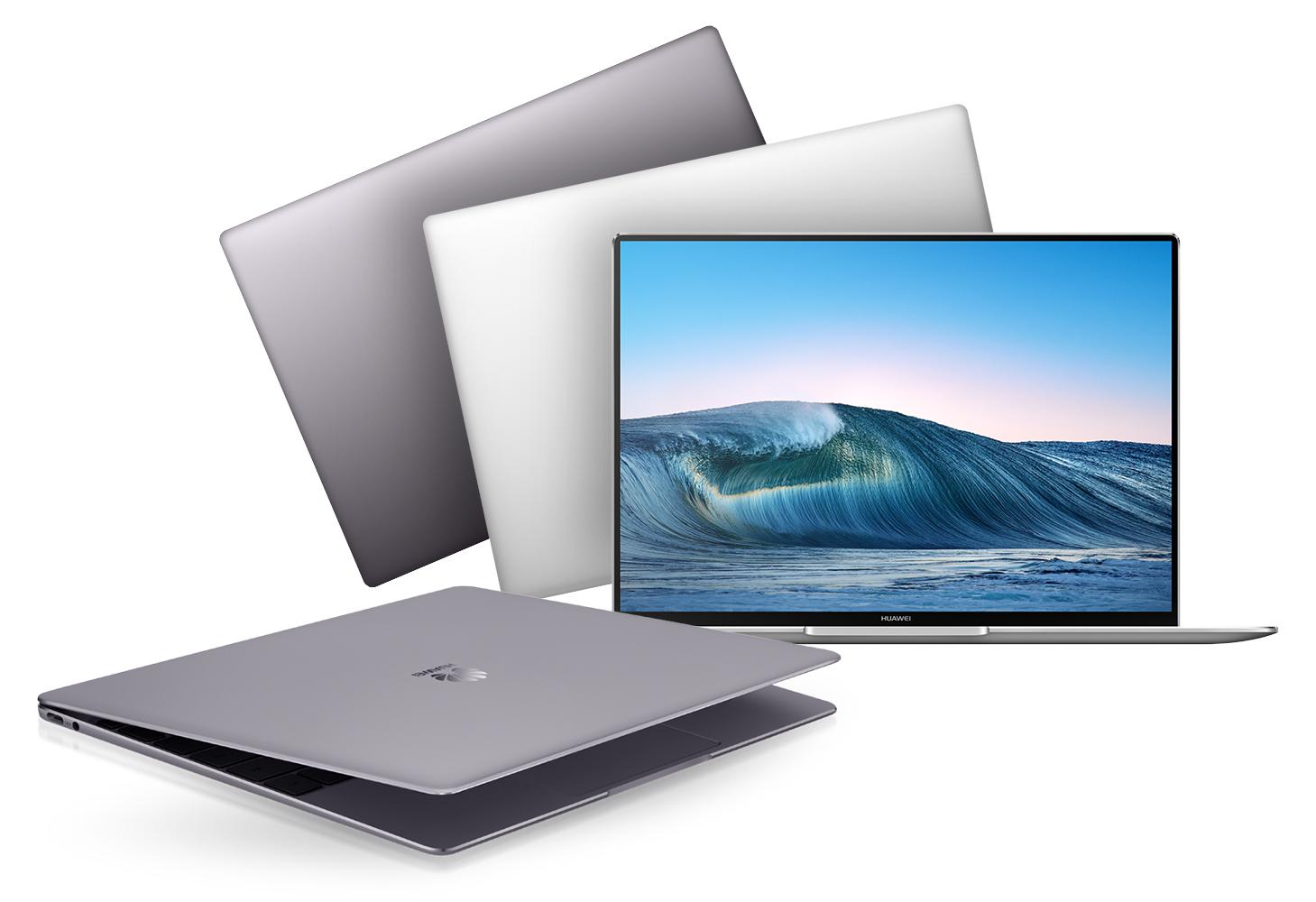 Huawei představil MediaPad M5 a MateBook X Pro [MWC 2018]