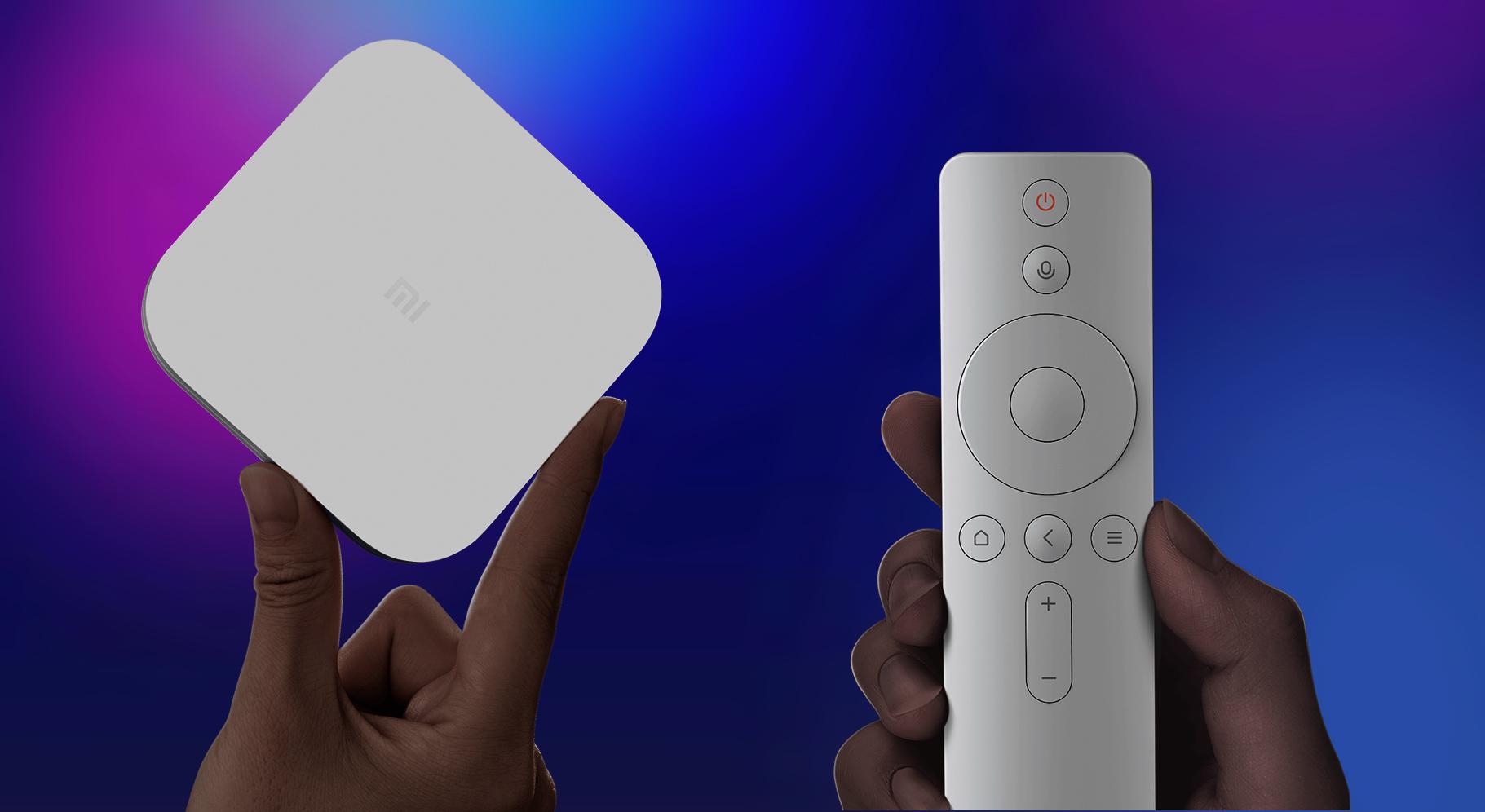 Xiaomi uvádí televizní Mi Box 4 a Mi Box 4c