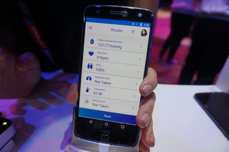 Motorola Health Mod