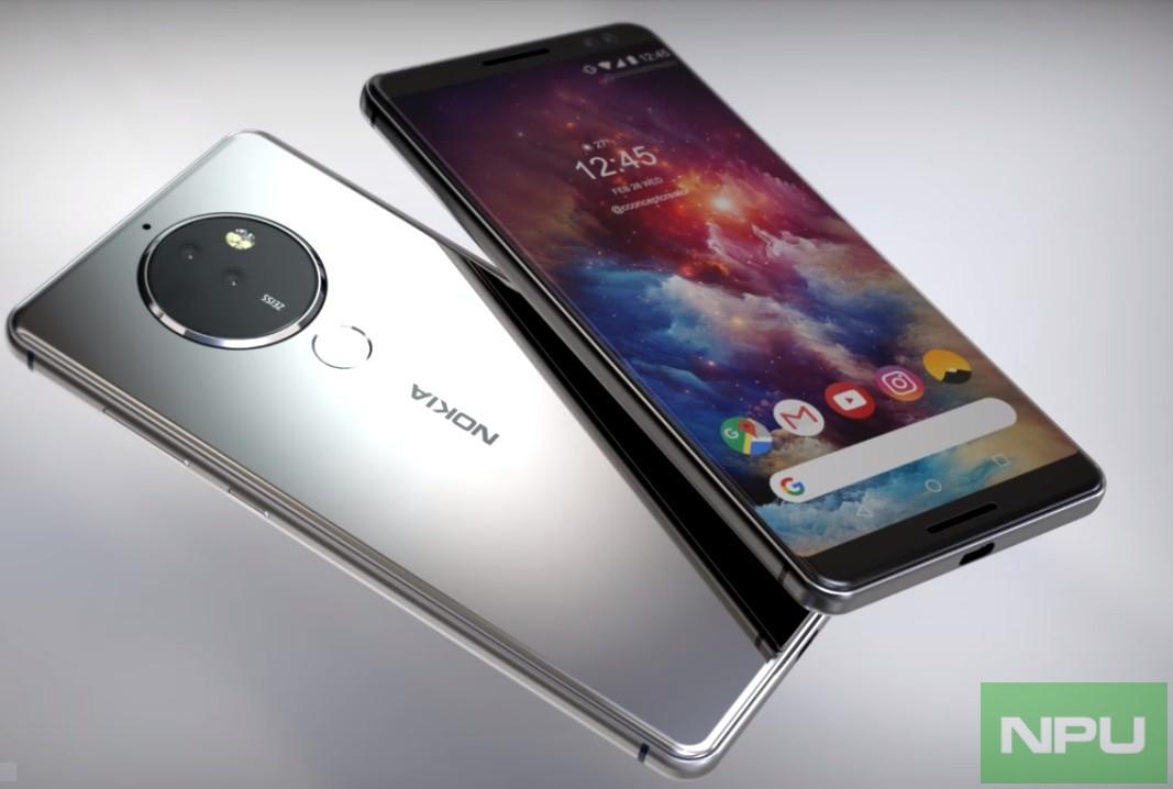 Nokia 8 Pro má nabídnout 5 čoček pro 2 foťáky [spekulace]